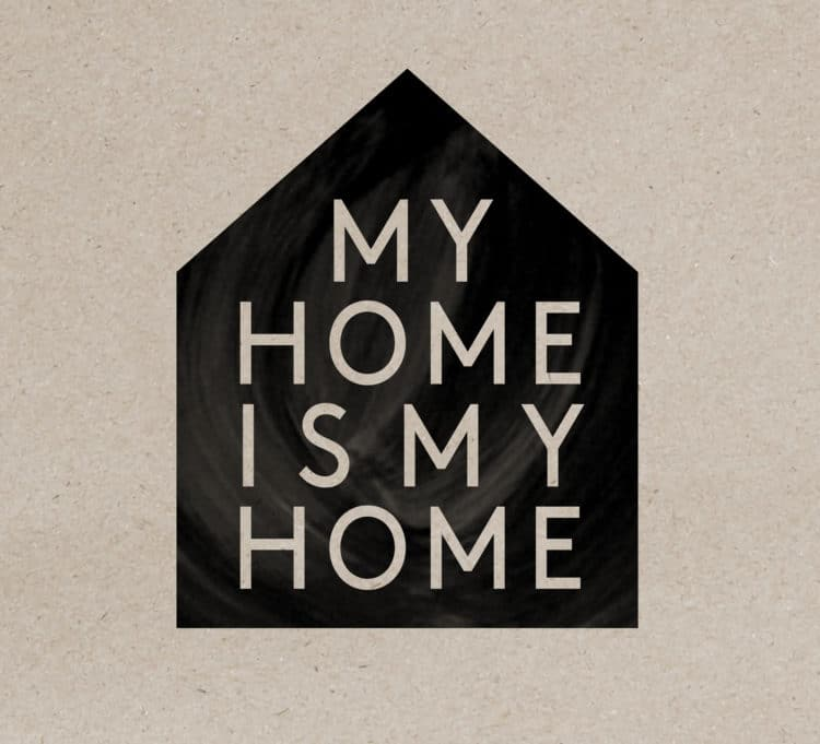 My Home Is My Home / Corporate Design
